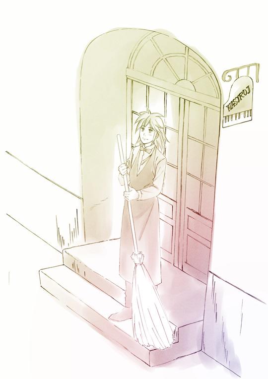 木野下澄江による描き下ろしイラストが到着!