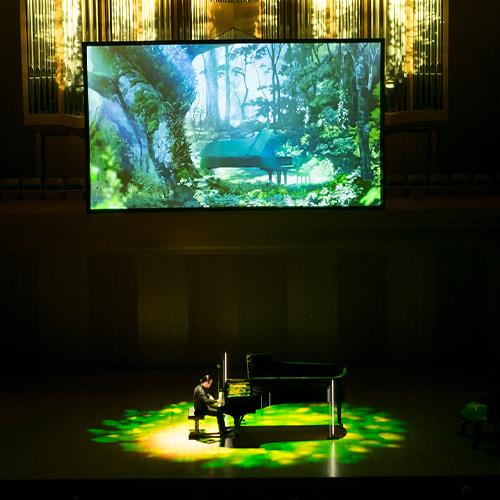 ピアノ の 森 コンサート